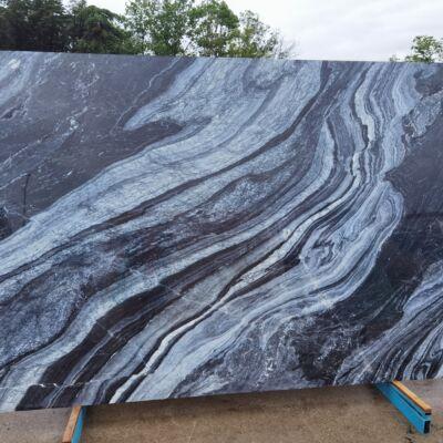 Smoky Crystal Слэб из натурального камня (мрамор)