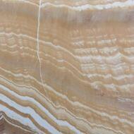 Arancio Слэб из натурального камня (оникс)