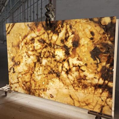 Magma Слэб из натурального камня (оникс)