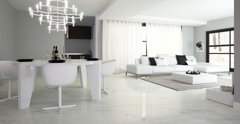 Купить плитку белый мрамор напрямую от производителя