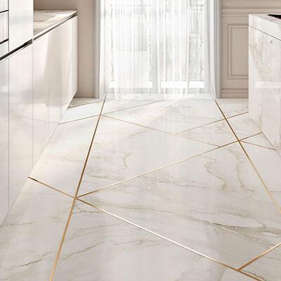 Купить мрамор белого цвета напрямую от производителя Mercedestone. Как использовать белый мрамор в интерьере?